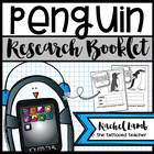 Penguin student research booklet, trading cards