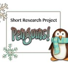 Penguins Short Research Project Non Fiction Sources