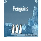 Penguins and Tacky the Penguin fiction/nonfiction flipchart
