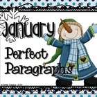 Perfect Paragraphs for the Primary Grades: January