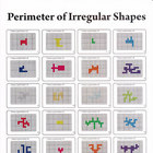 Perimeter of Irregular Shapes Worksheet