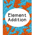 Chemistry Periodic Table Elements Computation Addition Mat