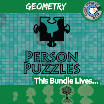 Person Puzzle: eBook PART 3 - 20 Topics, 20 Worksheets