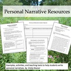 Personal Narrative Resources