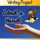 Personal Narrative Writing ~ Lend a Hand! {Common Core}