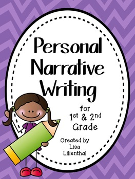 Personal Narrative Writing Packet for Primary Grades {Common Core}