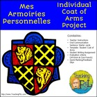 Personal Preferences Coat of Arms - French Presentation