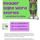 Personal Reader Sight Word Stories