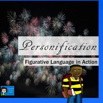 Personification - Figurative Language Practice