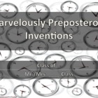 Persuasive Creative Writing Invention Book Activity