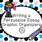 Persuasive Essay Graphic Organizers by The Teacher's Work Room