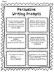 Persuasive Writing, Opinion Writing, Writer's Workshop