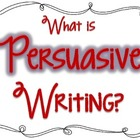 Persuasive Writing Posters FREEBIE