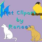 Pets Clipart - Freebie sneak peek