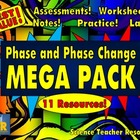 Phase and Phase Change MEGA PACK!