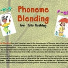 Phoneme Blending