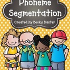 Phoneme Segmentation- K or 1st