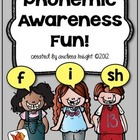 Phonemic Awareness Fun!