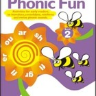 Phonic Fun 2: Set 26 - Practice Your Reading, Test Page 1 and 2