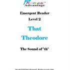 "Phonics Advantage Emergent Reader Level 2 - The Sound of ""th"""