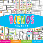 Blends Bonanza - Consonant Blends Mega Pack - Phonics