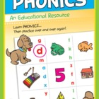 Phonics Christian Educational Workbook & MP3