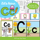 Phonics - Letter Sound C - Kindergarten Sound of the Week Packet