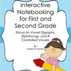 Phonics Notebooking: Focus on Word Chunks