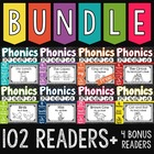 Phonics Reader Bundle