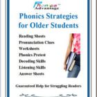Phonics Strategies for Older Students by Phonics Advantage™