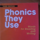 Phonics They Use- Words for Reading & Writing 3rd.ed.- P.