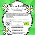 Phonological Awareness Picture Puzzles