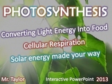 Photosynthesis: Unit PowerPoint
