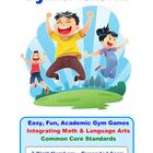 Physical Education Common Core - 3-Digit Numbers Expanded
