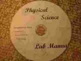 Physical Science Lab Book