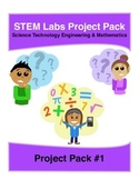 Physics Science Experiment STEM projects pack 1 with 10 le