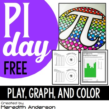 Pi Day FREEBIE: Graphing and a Game