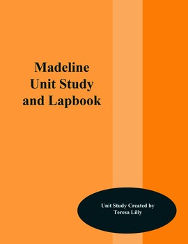 Picture Book Unit Study: Madeline