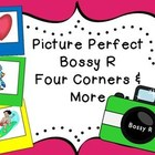 Picture Perfect Bossy R Four Corners and More