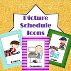 Icons for Picture Schedules