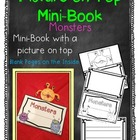 Picture on Top Mini Book {Monsters}