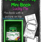 Picture on Top Mini Book {St. Patrick's Day}