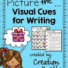 Visual Cues for Writing Charts