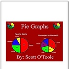 Pie Graph Circle Graphs - Math Smartboard Lessons