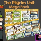 Pilgrim Unit Mega Pack- includes power point lessons and a