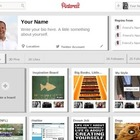 Pinterest PowerPoint Template
