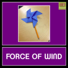 Pinwheels and The Force of Wind