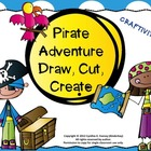 Pirate Fun Pack I can Draw I Can Write