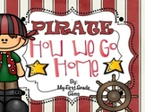 Pirate How We Go Home Clip Chart