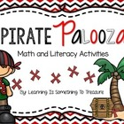 Pirate Palooza: A Math and Literacy Unit on Pirates